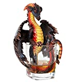 Drinks & Dragons Rum Dragon Figurine by Stanley Morrison New