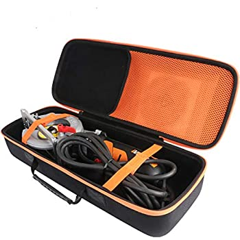 Aenllosi Hard Carrying Case for WORX WORXSAW 4-1/2 Compact Circular Saw WX429L