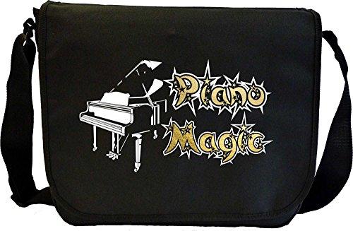 Musicalitee Piano Magic - Sheet Music Document Bag Musik Notentasche