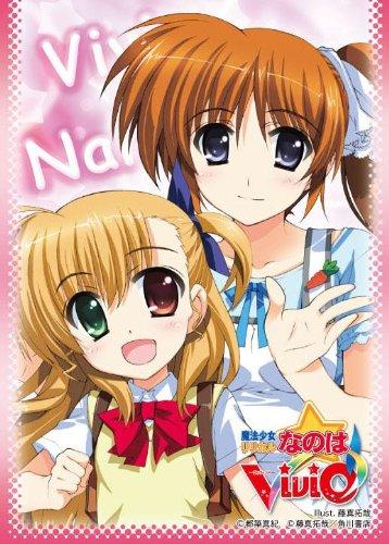 Character Sleeve Collection Magical Girl Lyrical Nanoha Vivid [Vivio & Nanoha]