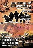 Pack Los Chicos De La Compañía C - Medalla Al Valor DVD