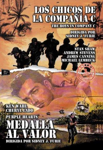 Pack Los Chicos De La Compañía C - Medalla Al Valor [DVD]