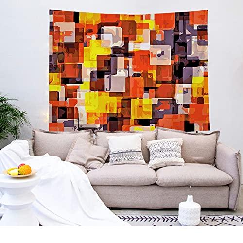 YDyun Tapiz,en algodón Puro,Ideal para Colgar en el cabecero de la Cama Tapiz de decoración de Dormitorio de habitación de Tela Colgante