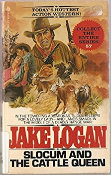 Cattle Queen - Book #57 of the Slocum