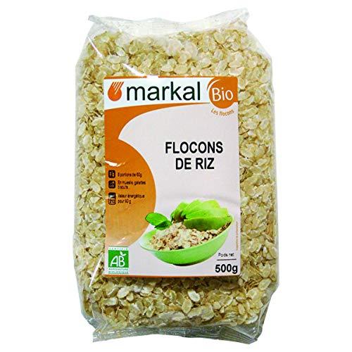 MARKAL - Flocons De Riz 500G