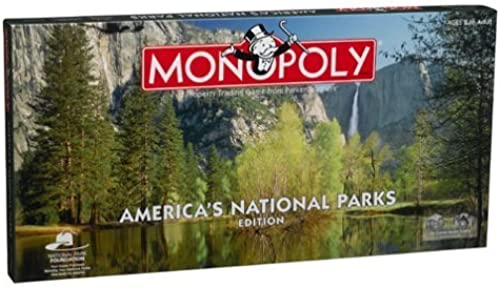 America's National Parks Monopoly by Monopoly