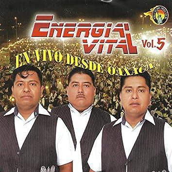 En Vivo Desde Oaxaca , Vol. 5