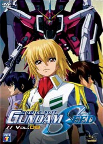 Mobile Suit Gundam Seed, Vol. 8