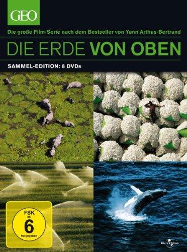 Erde von Oben - GEO Edition - 8er Box [8 DVDs]