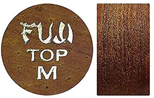 Cuoio 413 Longoni Fuji Regular 14 mm., Medium, per stecche da biliardo, marrone chiaro