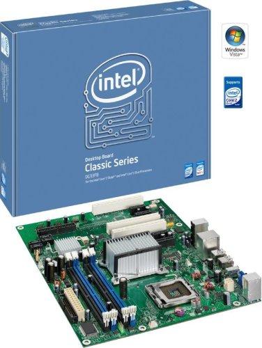 Placa Base Intel Dg33fbc (Frostburg) - ATX - Intel G33 chipset (Intel Socket LGA 775 *) - FSB 1333 - DDR2 800 MHz * 4 - VGA integrada (Intel GMA 3100) - 6ch Audio - LAN Gigabit