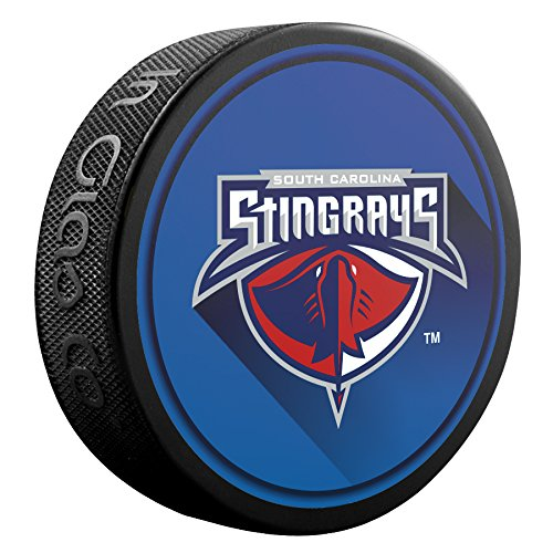 Inglasco Premiere Aa Hockey League (ECHL) South Carolina Stingrays Souvenir Puck SkSouth Carolina Stingrays Souvenirpuck, Schwarz, Einheitsgröße