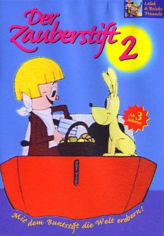 Der Zauberstift 2 - Zauberhafte Abenteuer (NTSC)