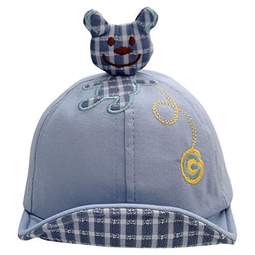 XDG Sombreros de cubo para bebé, niños, niños y niñas, con estampado de estampado, gorra para el sol al aire libre