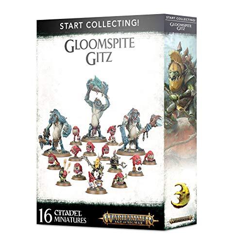 Preisvergleich Produktbild Age Of Sigmar Games Workshop Warhammer Start Collecting! Gloomspite Gitz