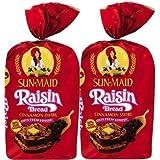 Sun Maid Cinnamon Swirl Raisin Bread - 16 oz. - 2 pack