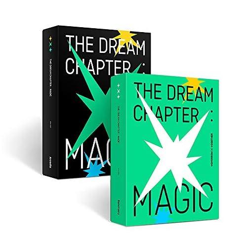 Bighit Ent Tomorrow X Together TXT - The Dream Chapter : Magic [Random ver.] Album+Poster+Extra Photocards Set |