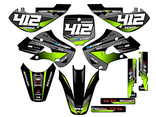 Decals, Magnets & Stickers STACYC 12 E-Drive Non-Brushless 12 Rim ...