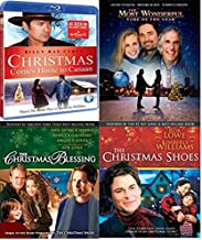 Hallmark Movies on Blu ray - Christmas Comes Home To Canaan/ The Most Wonderful Time of the Year/ The Christmas Blessing/ The Christmas Shoes