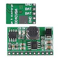 パワーコンバーター5V/2.1A出力UPS電源DIYボードチャージャーボード電圧ステップアップDC-DCコンバーターブーストモジュール