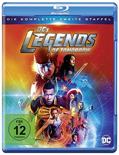 DC's Legends of Tomorrow: Die komplette 2. Staffel [Blu-ray]