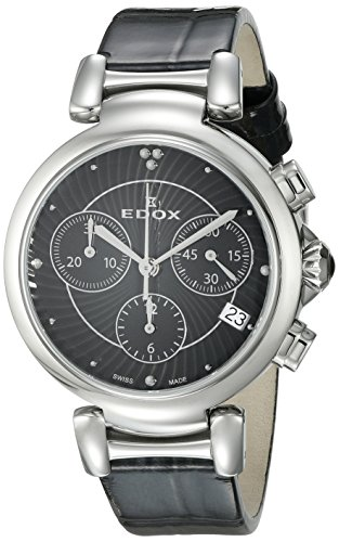 Edox Watches MFG Code 10220 3C NIN