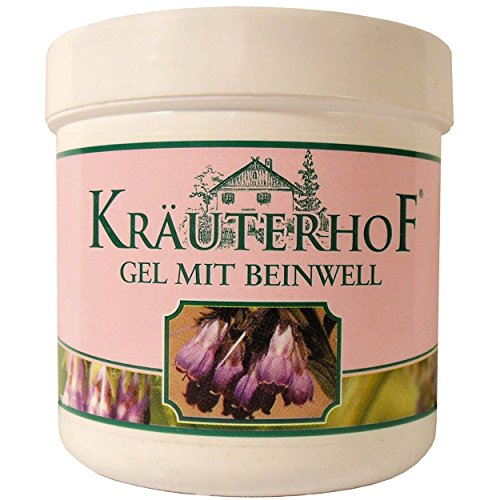 Kräuterhof 2er Vorteilspack Gel mit Beinwell, 2 Dosen a 250ml