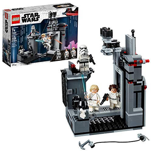 LEGO Star Wars: A New Hope Death Star Escape 75229 Building...