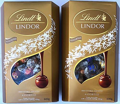 リンドール トリュフチョコレート アソート 600g×2個