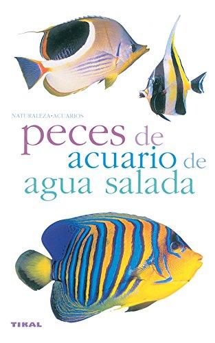 Peces De Acuario De Agua Salada(Naturaleza-Acuarios)