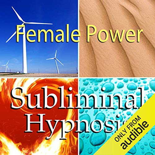Female Power Subliminal Affirmations cover art