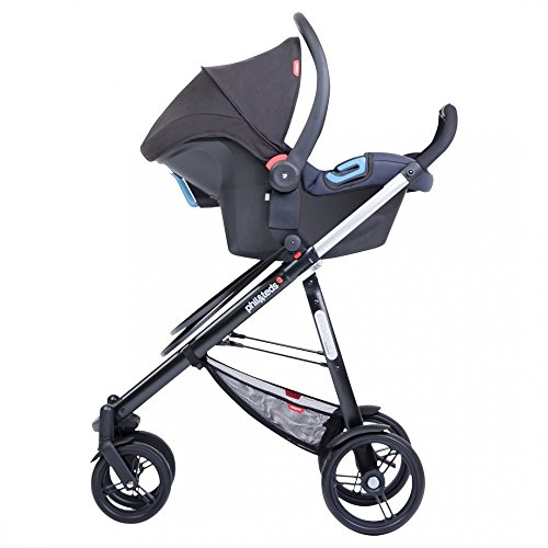 Phil And Teds - TS15 - Travel System 15 Smart/Maxicosi Cabrio Fix