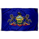 Sports Flags Pennants Company State of Pennsylvania Flag 3x5 Foot Banner