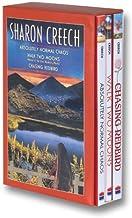 Sharon Creech Box Set: Absolutely Normal Chaos, Walk Two Moons, Chasing Redbird
