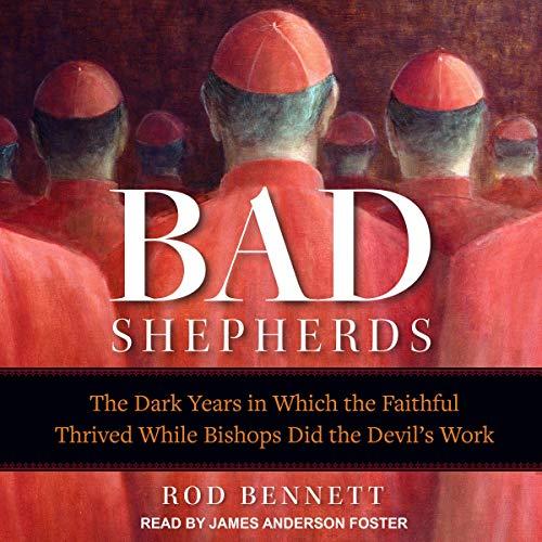 The Bad Shepherds cover art