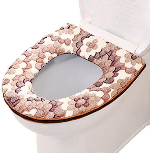 Noble Salle de Bains Toilettes Mat Belle WC Mat-15