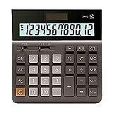 MTFZD Calculadora Calculadora Sobremesa Calculadora Financiera Calculadora Solar Calculadoras Básicas Oficina Calculadora Sobremesa Calculadora Doble Potencia Solar Y Batería 12 Dígitos