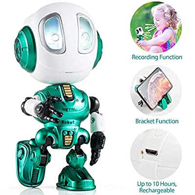 Aubllo Robots Toys for Kids Christmas Stocking Stuffers