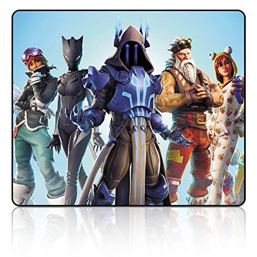 Fort Nite Gaming Mouse Pad Waterproof Extended and Non-Slip Mouse Pads for Computers