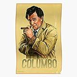 Detectives Peter 70S Tv Colombo Cinema 80S Series Columbo