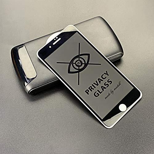 Voor iPhone 7 Plus / 8 Plus Anti-glare Volledig Scherm Gehard Glas Film Nieuwe (Zwart) Moonbaby Zwart
