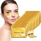 30 Paar Augenpads, Eye Mask, 24k Gold Kollagen Augenmaske, Collagen Augenpads...