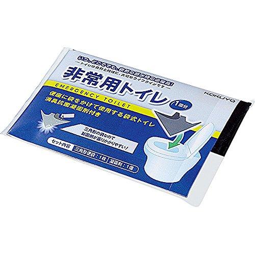 非常用トイレ(1回分) DRK-NT201 5個セット