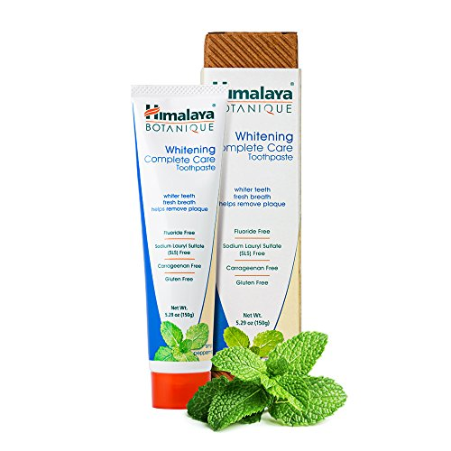Himalaya Tandpasta Botanical Whitening Complet C Peppermint
