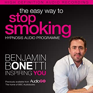 The Easy Way to Stop Smoking with Hypnosis cover art