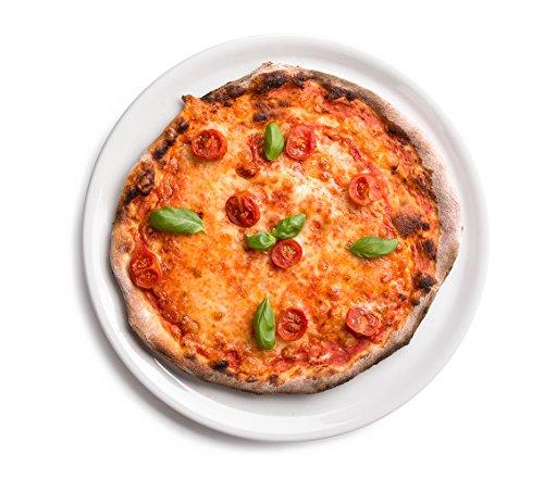 6 x Ø 30 cm Pizzateller/Starterteller/Riesenteller/Universalteller/Buffetplatte   Höhe 1,8 cm