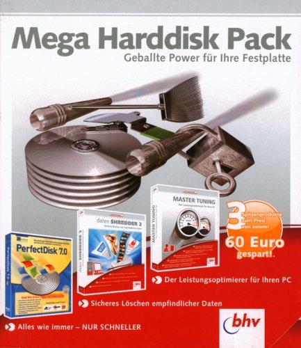 Mega Harddisk Pack