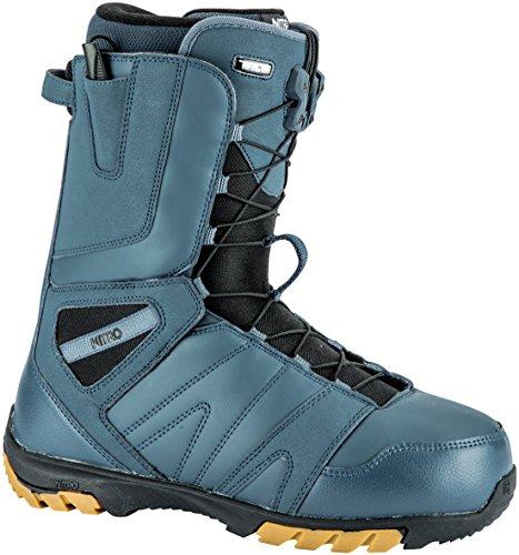 Nitro Snowboards SENTINEL TLS'18 Snowboard boot, blauw, 29