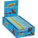 PowerBar Protein Plus Low Sugar Barre Protéinée Faible en Sucre Chocolat Brownie 30...