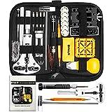 BYNIIUR Watch Repair Kit, Watch Case Opener...